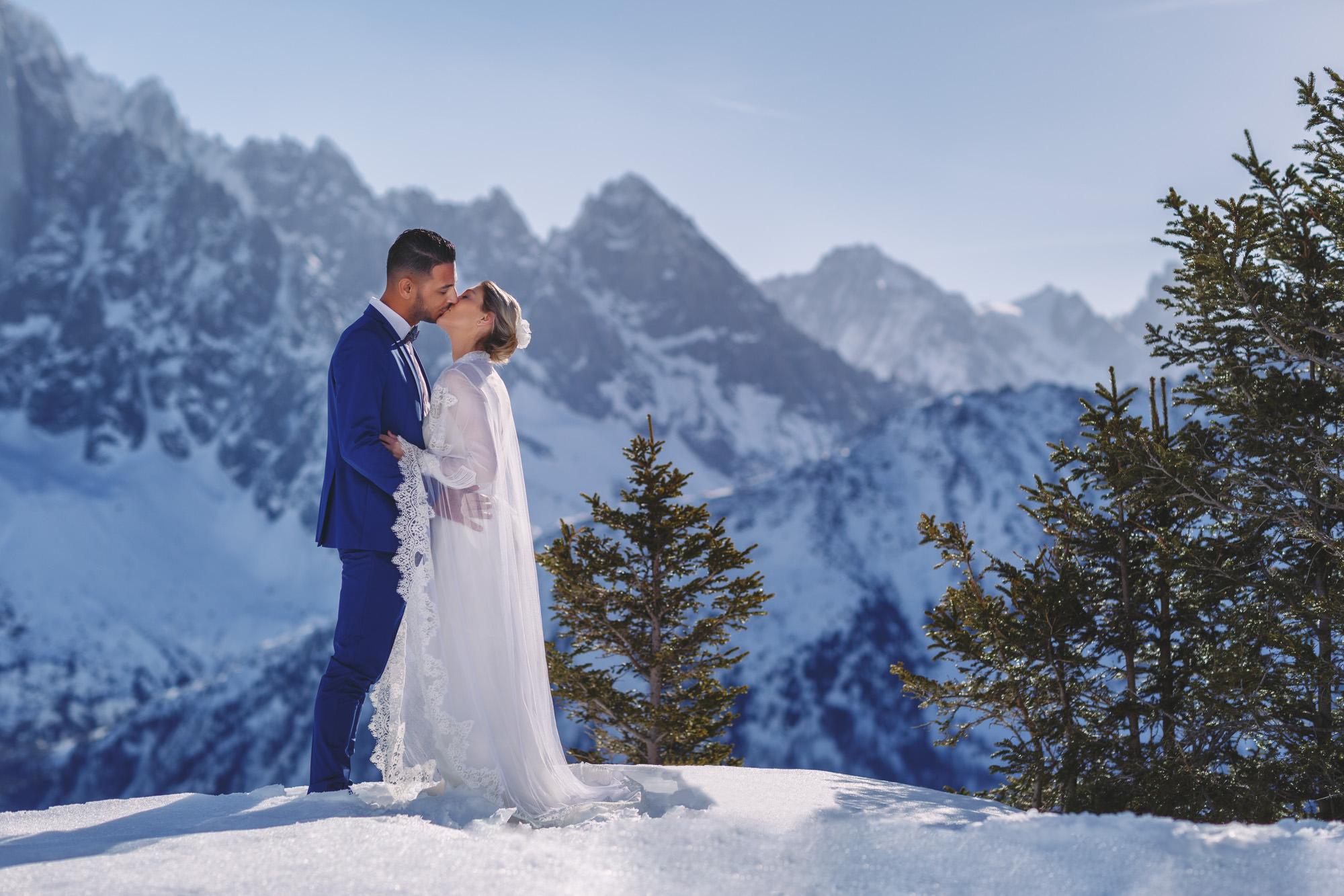 Mariage Chamonix Mont Blanc 1