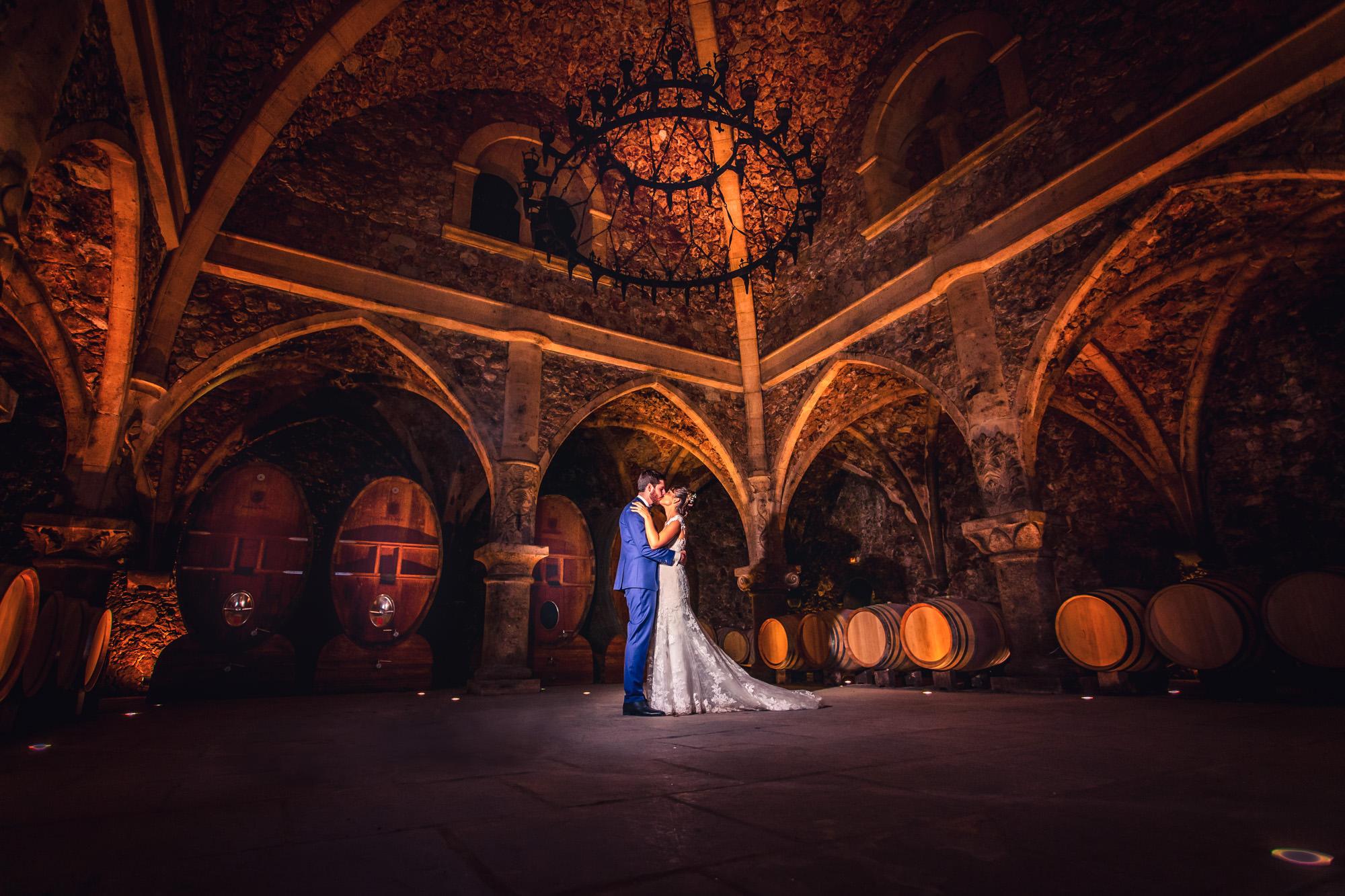 Mariage Nice Les Arcs Font du Broc Provence